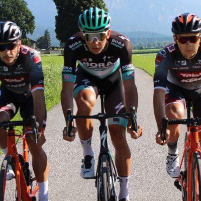 Patrick, Mario und Florian Gamper